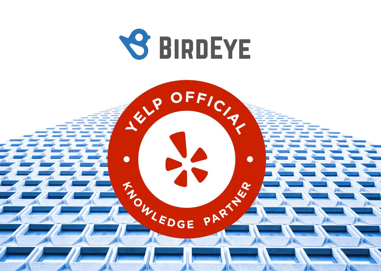 BirdEye Yelp partnership
