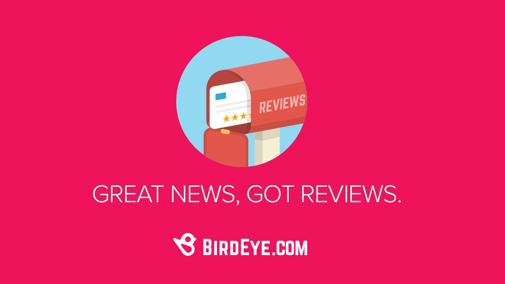 Birdeye_GreatNews